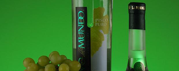 Pisco, eau de vie du Perou