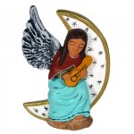 ange de noël péruvien