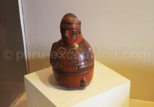idole céramique tiahuanaco