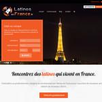 latinos en france