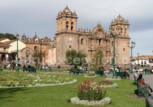 Plaza de arma à Cuzco
