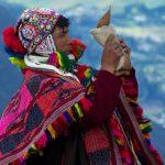 histoire du poncho peruvien